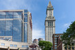 Custom House Tower in Boston