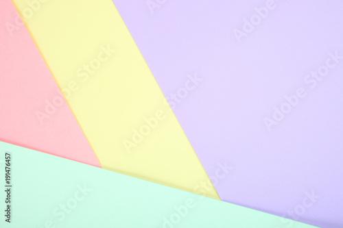 pastelowy kolor papieru