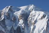 Particolare cima del Monte Bianco - 191495433