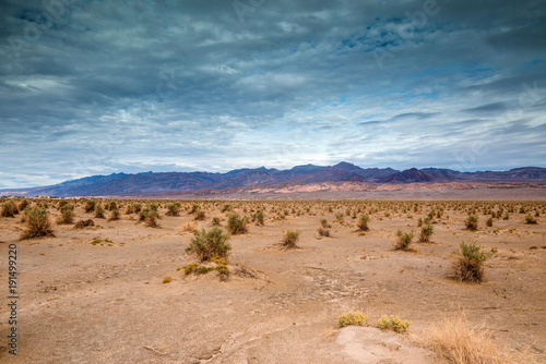 Fotobehang Landschappen Death Valley