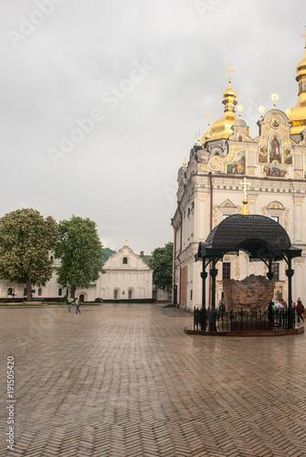 Foto op Aluminium Kiev Kiev Pechersk Lavra Monastery, Ukraine