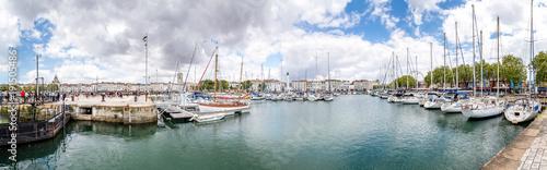 Port de plaisance de La Rochelle (France)
