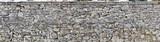 Verschneite Natursteinmauer - 191507039