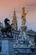 austria, vienna, parliament - 191517495