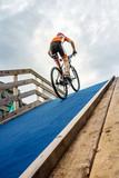 Auf dem Gipfel des Erfolgs, Montainbike extrem