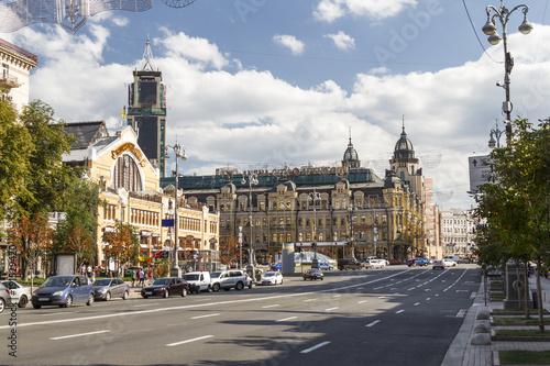Fotobehang Kiev Kiev,Ukraine