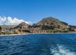Quadro Titicaca Lake and Copacabana, La Paz Department, Bolivia