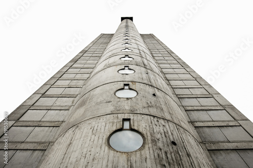 Urban concrete building - 191530689