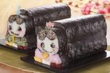 キャラ巻き寿司