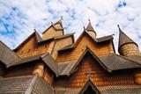 Heddal Stave church - 191590236