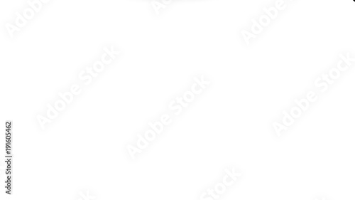 MADE IN SPAIN wooden stamp conceptual animation. Alpha matte for easy background change