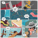 The Page Comics Layo...