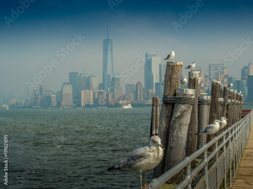 Foto op Aluminium New York New Jersey