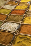 colored spices ingredient - 191624406