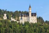 Neuschwanstein Castle in Germany - 191638298