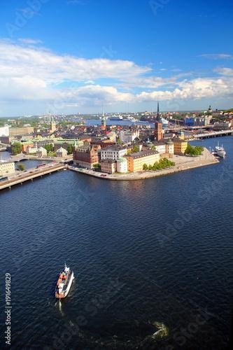 Foto op Canvas Stockholm Stockholm