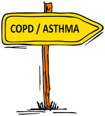 Asthma, COPD