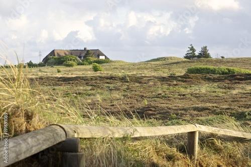 In de dag Noordzee Sylt