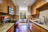 Small galley kitchen...