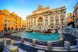 Quadro The Trevi Fountain, Rome, Italy