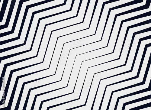 diagonal zigzag vector pattern background
