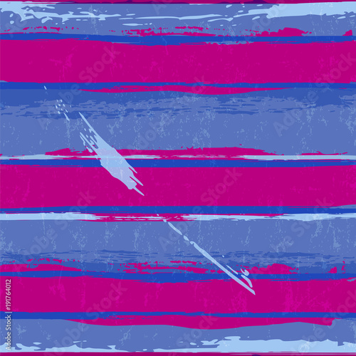 Fotobehang Abstract met Penseelstreken abstract background pattern, with stripes, strokes and splashes, seamless
