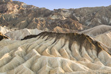 Zabriskie Point in Death Valley, California - 191776894