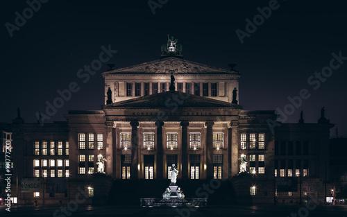 Foto op Canvas Berlijn Konzerthaus