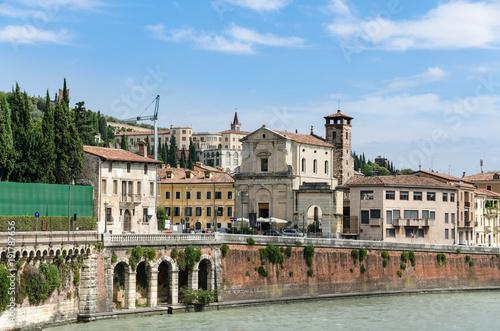 Foto op Aluminium Toscane Verona Italien