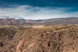 Desert Canyon mountains - 191793427