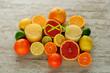 citrus still life