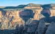 Desert mountain red rock
