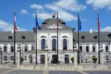 Grassalkovich Palace in Bratislava - Slovakia.