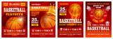 Basketball Poster Set
