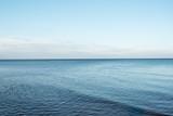 Still water in gulf of Riga, Baltic sea. - 191829003