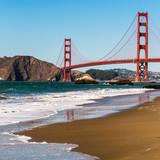 Golden Gate Bridge vom Baker Beach