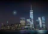 Night City Skyline -...