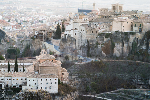 City of Cuenca (Spain)