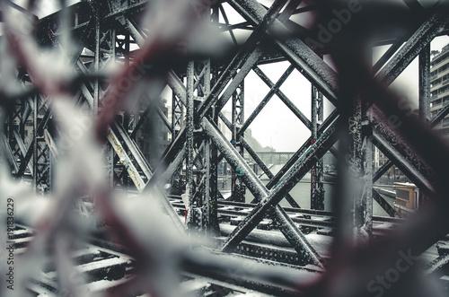 Le pont parisien
