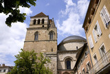 Cathedral Saint Etienne, Cahors,  Lot, France - 191838688