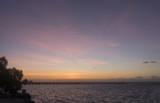 Floride, lever de soleil