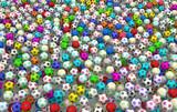Footballs Color - 191850440