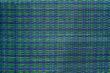 Texture of Green Weaving (in close up detail). - 191856276