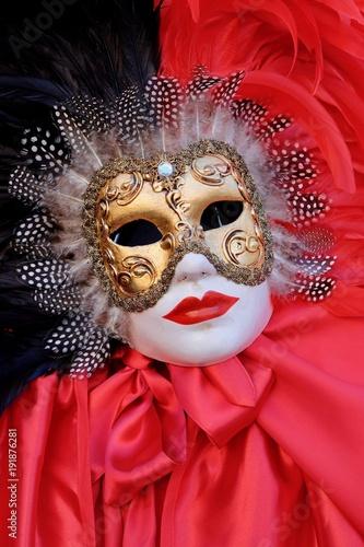 Foto op Canvas Venetie carnival
