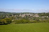 England, Gloucestershire, Painswick in the scenic Cotswold countryside in spring sunshine - 191877293