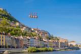 Les quais de l'Isère et les
