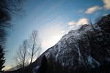 Cloud Fall in Valmalenco