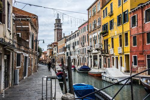 Foto op Canvas Venetie Venice in Italy