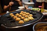 美味しい日本のタコ焼き