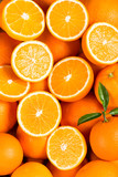 Oranges as the background. - 191933896